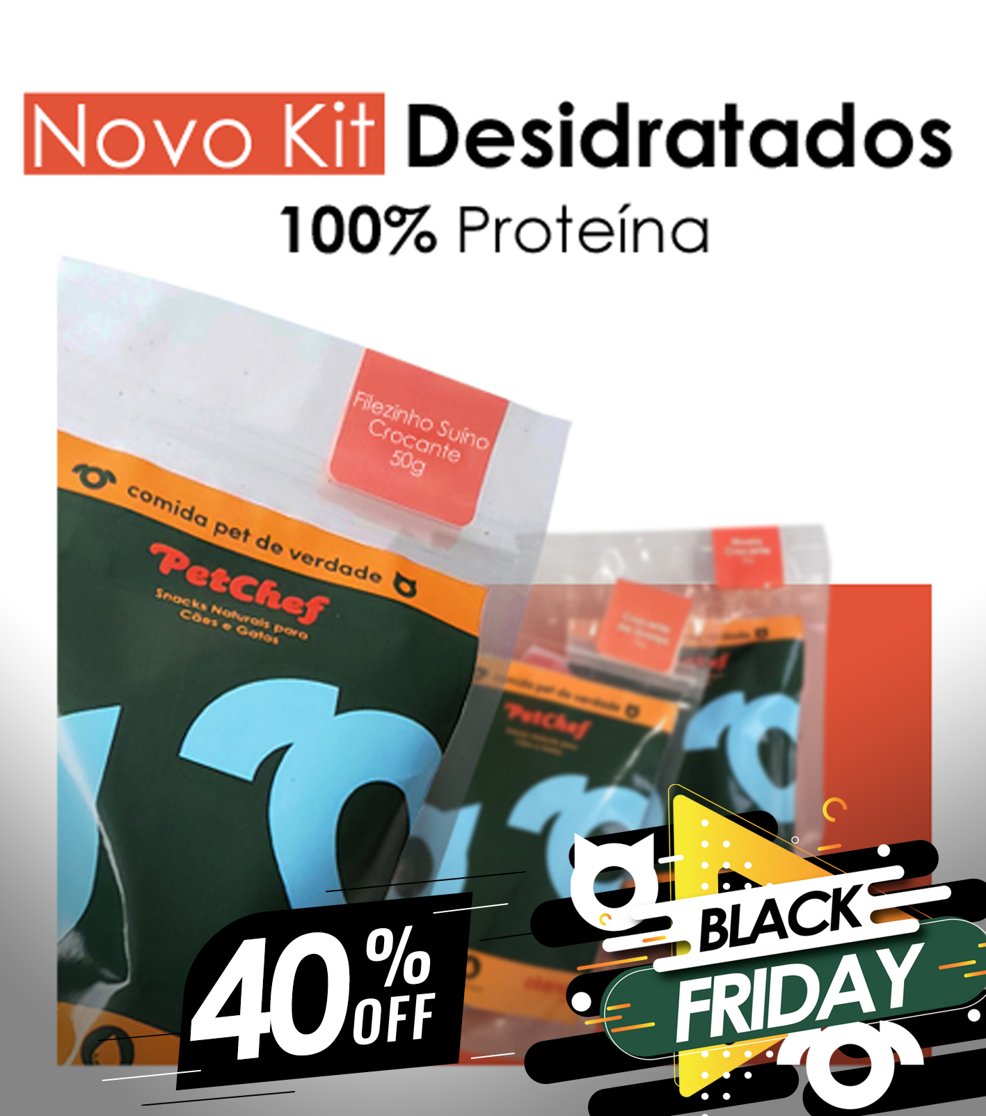 Kit Desidratados BLACK FRIDAY