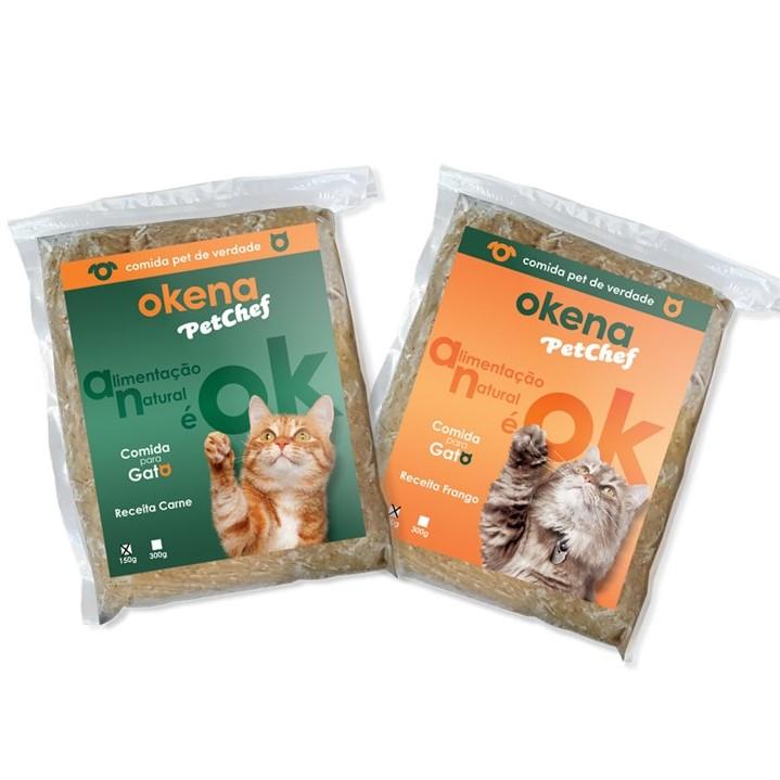 Kit Degustação para Gatos
