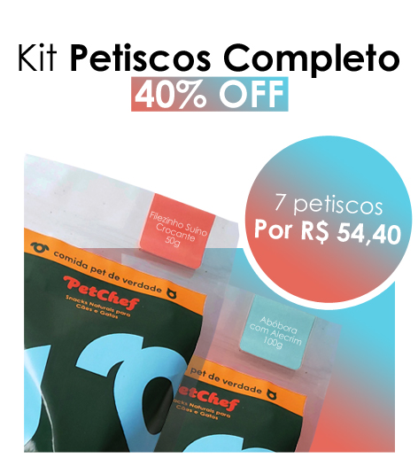 Kit Petiscos Completo 40%OFF
