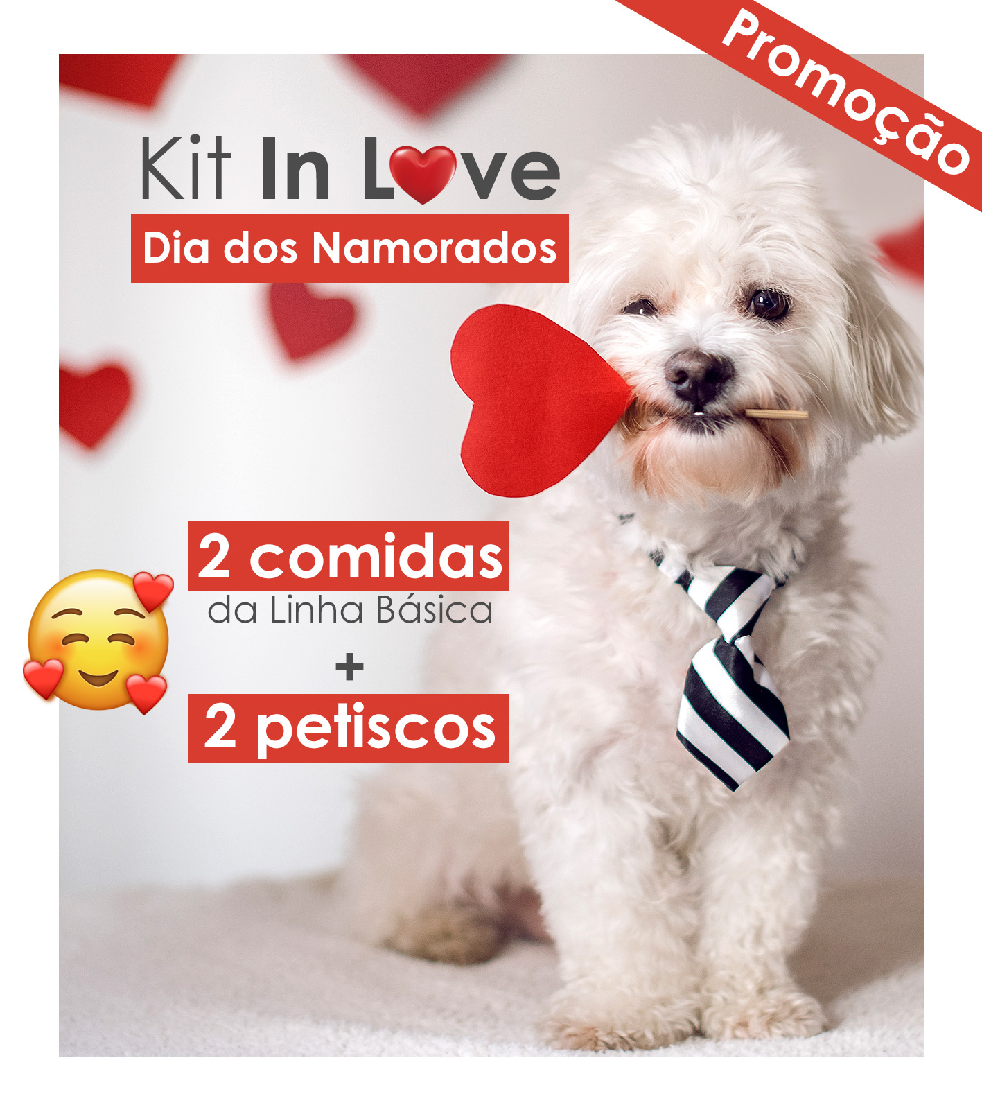 Kit In Love - Dia dos Namorados