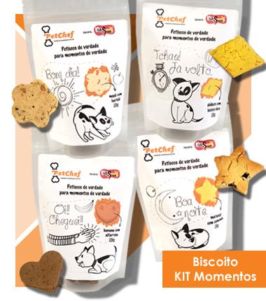 Biscoito - Kit Momentos